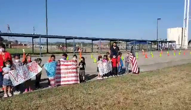 Happy Veterans Day! Such a great day @HMDELEM