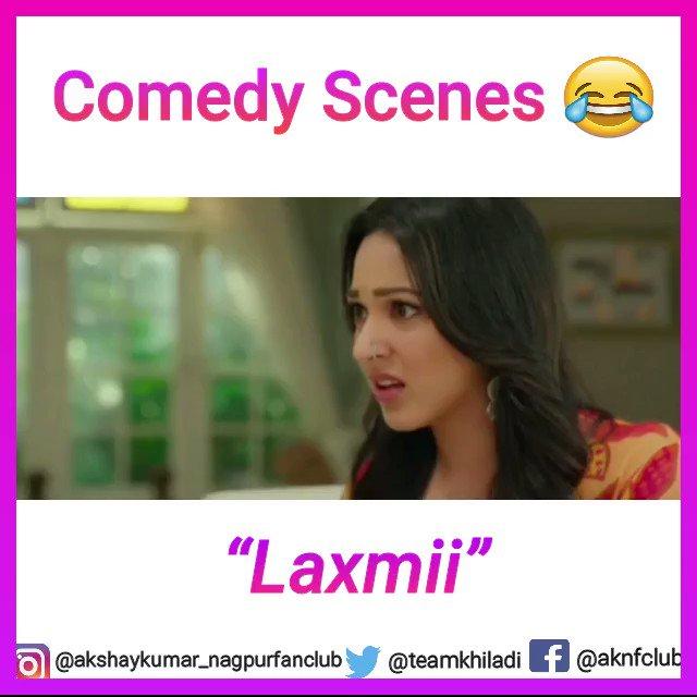 @akshaykumar Sir never fails to Entertain😍😂   #Laxmii💥  . . . #akshaykumar #kiaraadvani #laxmii  #movie #movies #bollywood  #akshaykumar #comedy #FoxStarStudios