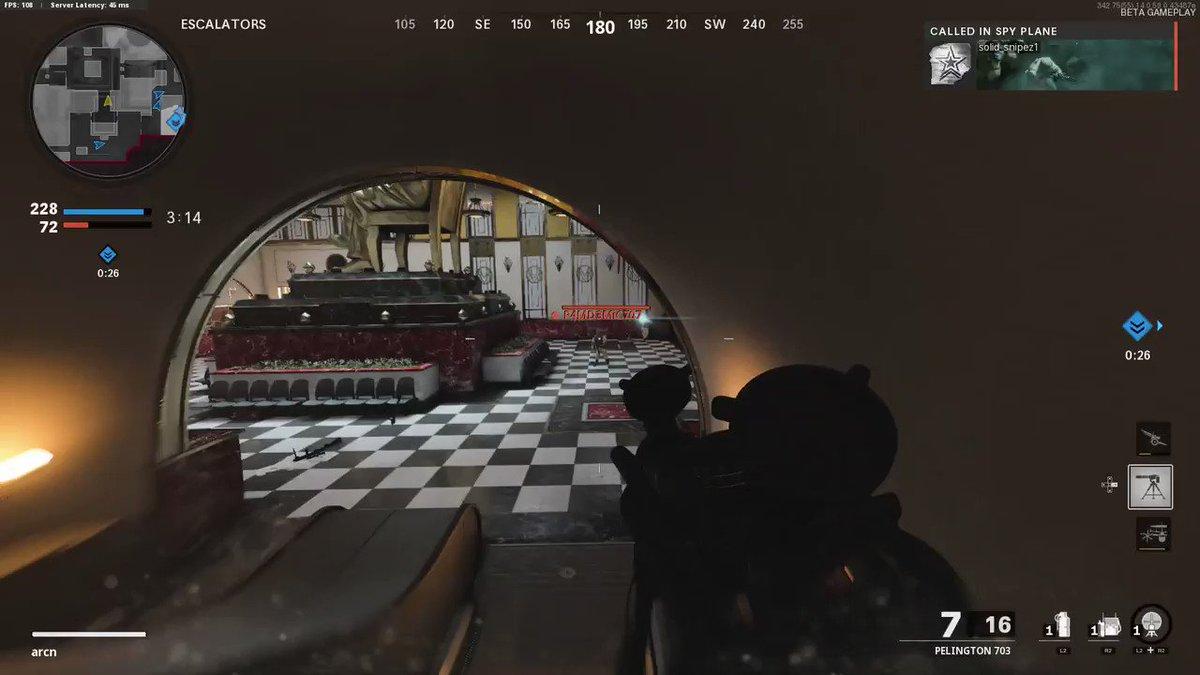 SoaR ARCN - this is literally how sniping feels right now lmfaoooooooooooo