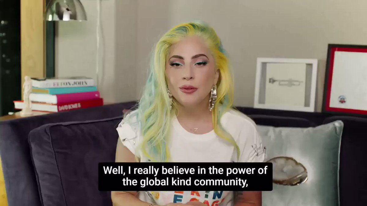 As our co-founder @ladygaga says, our kindness can change the world. To celebrate #WorldKindnessDay, use #CHANNELKINDNESS to tell us how acts of kindness have changed your life 💞