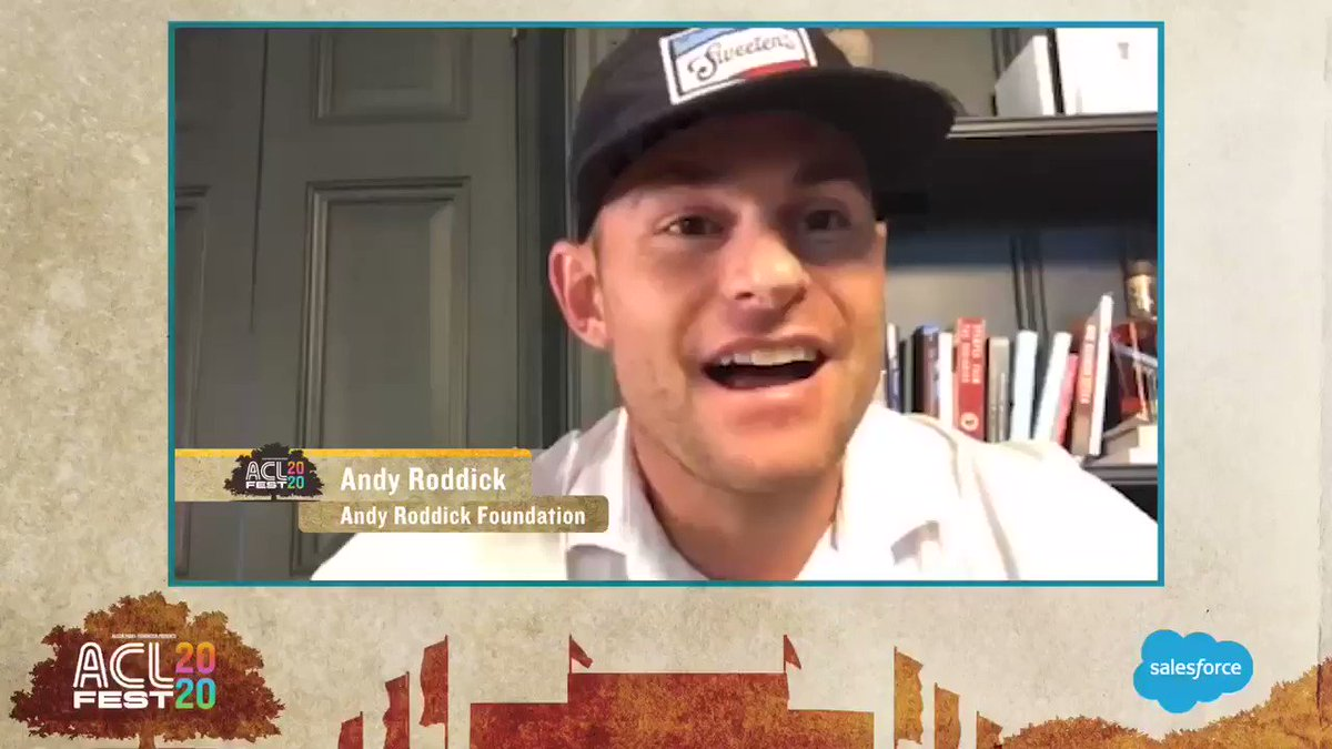 """Missed @Salesforce's #MakeChange sessions with @andyroddick, @Raasininthesun and Tankproof highlighting """"Commitment to Community"""" at #ACLFest 2020? No worries! You can still watch it here:"""