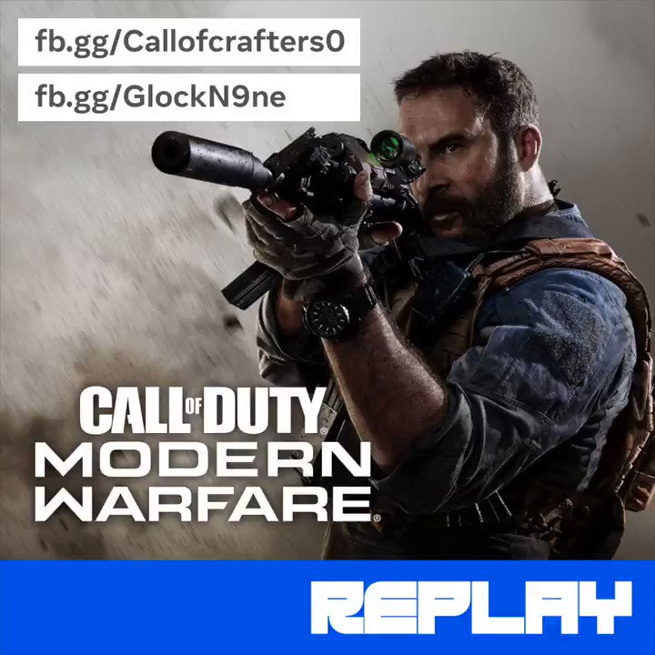For this week's Replay, @callofcrafters0 reminds us why we should always finish our opponents and @Gl0ckN9ne shows us why you should never parachute in front of him.