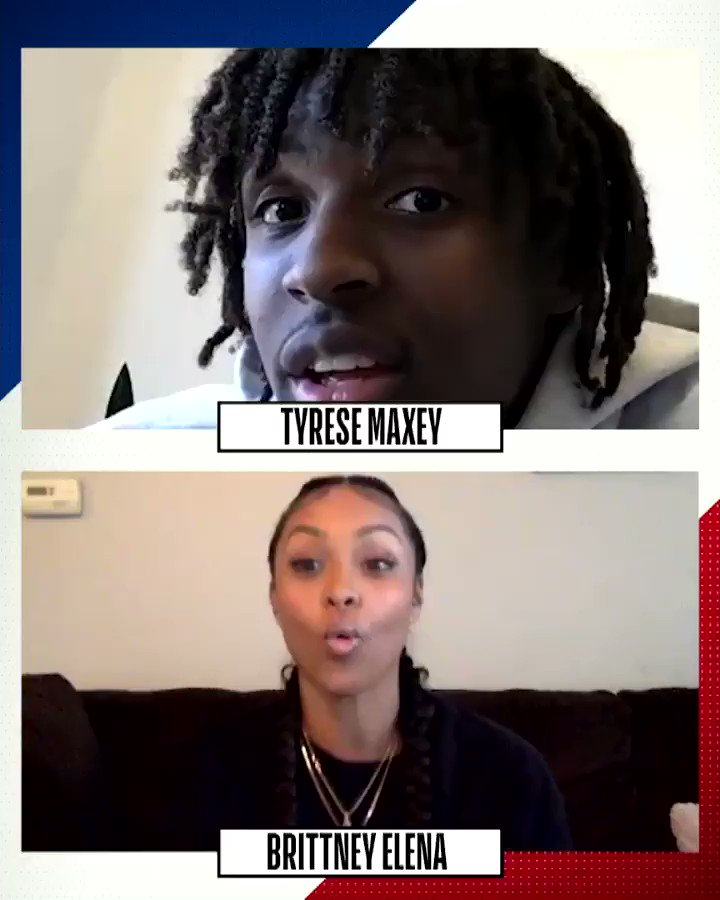 👀 #NBADraft prospect @TyreseMaxey's favorite shoes to hoop in!  2020 #NBADraft: Wednesday November 18th 8:00pm/et on ESPN. https://t.co/C8hANe0lbo
