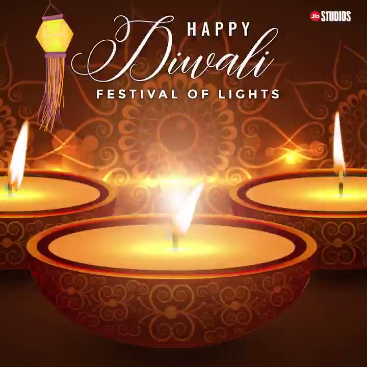 Happy Diwali from ours to yours 🌟✨✨