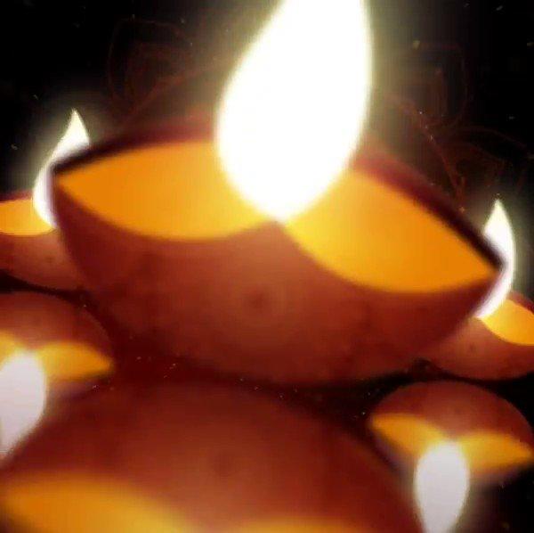 NY VFXWAALA & DI-WAALA team wishes you all a #HappyDiwali and a prosperous new year ✨