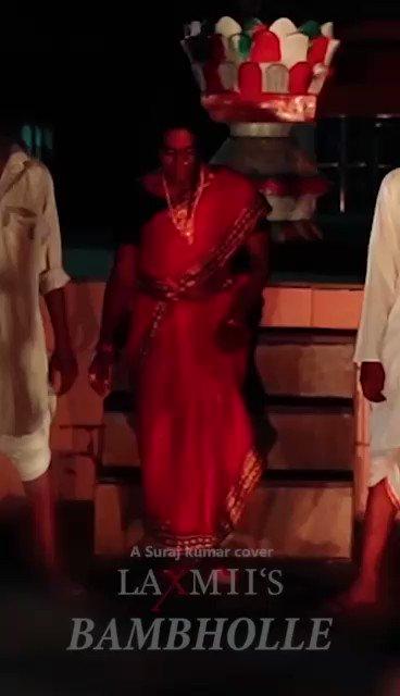 @TusshKapoor bhai....a Small tribute to #laxmi.Hope u like it 💯  #FoxStarStudios #DisneyPlusHotstarMultiplex #YehDiwaliLaxmiiWali @advani_kiara @Shabinaa_Ent @akshaykumar @foxstarhindi #ShabinaaEntertainment #TussharEntertainmentHouse @ZeeMusicCompany
