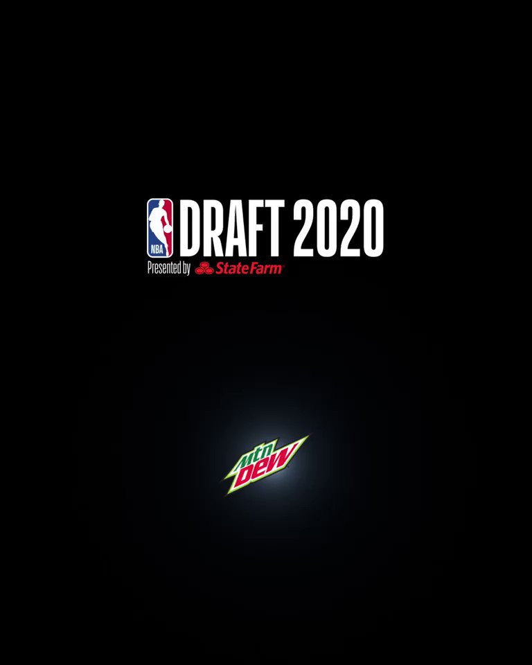 Draft Day is finally almost here. Shout out to @MountainDew and @JalenRose for helping me get clean for #NBADraft night. Catch me on Wednesday #DEWxNBADraft https://t.co/ohp1dxgngm
