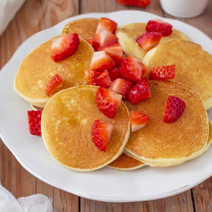 Ricetta Pancake Benedetta Rossi.
