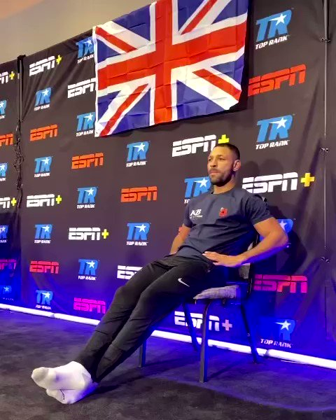 🇬🇧 @SpecialKBrook is FIGHT. READY.   📺 LIVE on Premier Sports 1  #CrawfordBrook   https://t.co/c6FUVcHakq