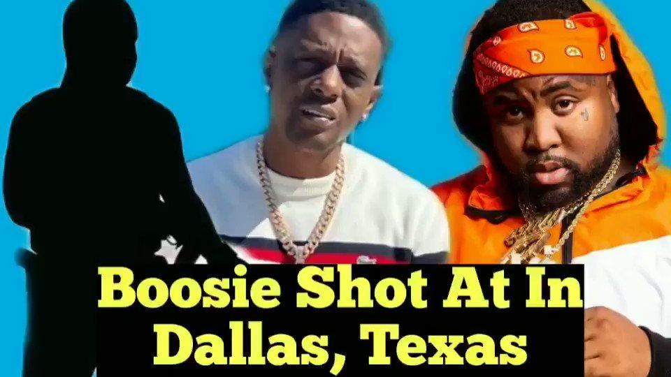 Boosie Shot in leg while in Dallas, Texas . R.I.P to #mo3 #boosie