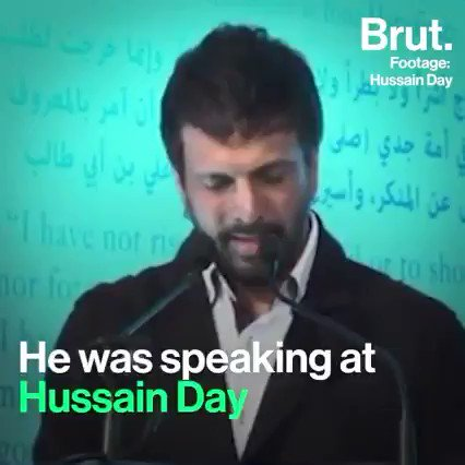 Actor @jaavedjaaferi said that even fruits and animals were a victim of religious divide. He was speaking at the annual Hussain Day interfaith event in Bangalore. #HussainForAll @imranrezaansari @amitabhmattoo  @iamrana @spvaid @majidhyderi #AHB