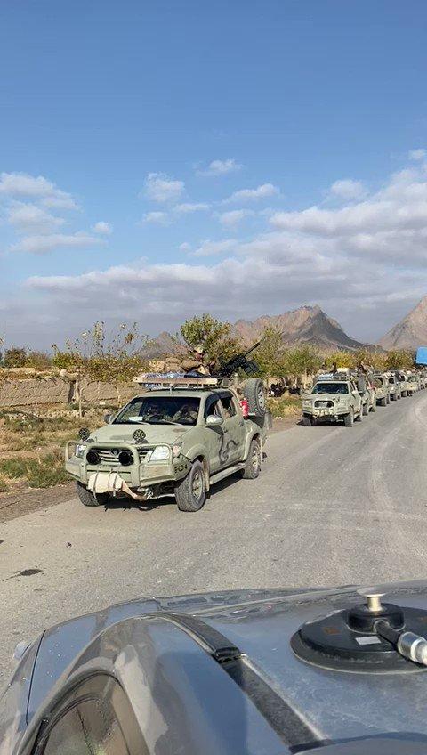 Panjwae district of Kandahar province!