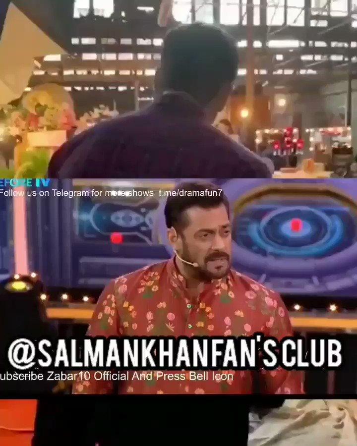 "☆☆-""#BhaiBhai Song !!! 😏🤔🤨🥰 @BeingSalmanKhan #SalmanKhan :-:: #WeekendKaVaarWithSALMAN #WeekendKaVaar #BB14 #BiggBoss14 #SurbhiBB14TakeOver ::-: #Sallu #BhaiJaan #Salman_Sir 💔 #Radhe #TiGER3 #Kick2 #Sultan  #BiggBoss14 #BB14 | #BeingStrong |"