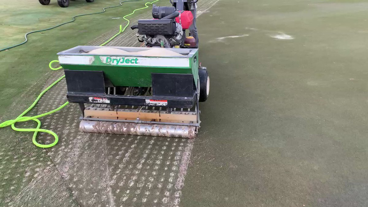Image for the Tweet beginning: Let the @DryJect fun begin.