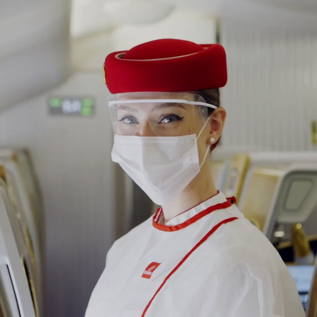 Fly better with Emirates, the world's safest airline in its response to the COVID-19 pandemic as per the Safe Travel Barometer.    #FlyEmiratesFlyBetter @safetraveltech