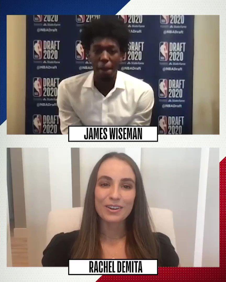 👀 #NBADraft prospect @BigTicket_JW's favorite shoes to hoop in!  2020 #NBADraft: Wednesday November 18th 8:00pm/et on ESPN. https://t.co/fIwaaMe0vN