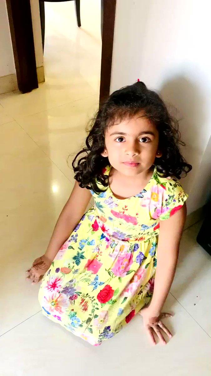 My 5 year old daughter 'Adhira Kannan' does the 'Wall Walk' exercise!My friends try this exercise & Tag me..I will retweet d best videos! #FitIndia @narendramodi @PMOIndia  #SiddharthKannan #AdhiraKannan #tuesdaymotivations #tuesdayvibe #trending #SidK