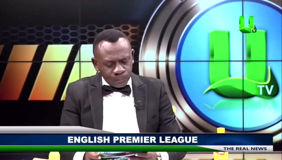 Replying to @i124nk8: This Ghanaian news presenter reading the football results is incredible