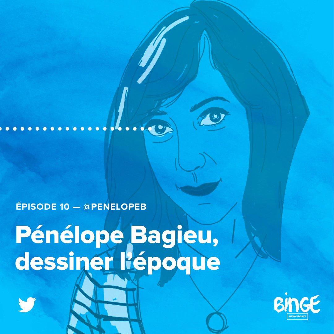 [Nouvel épisode de Derrière le Tweet]  @anoukperrypod reçoit @PenelopeB pour raconter son quotidien Twitter parfois politique, éducatif ou même thérapeutique !  Découvrez cet épisode en partenariat avec @TwitterFrance, dispo sur toutes vos apps et ici :