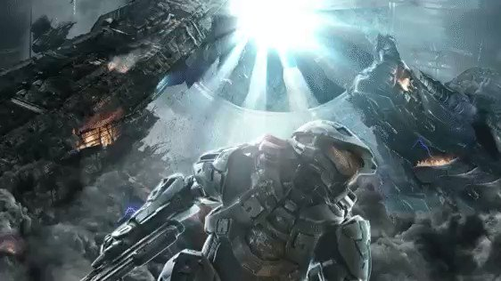 UberNick - Halo 4 is finally on PC, I will be running through BTB lobbies all night :)  -