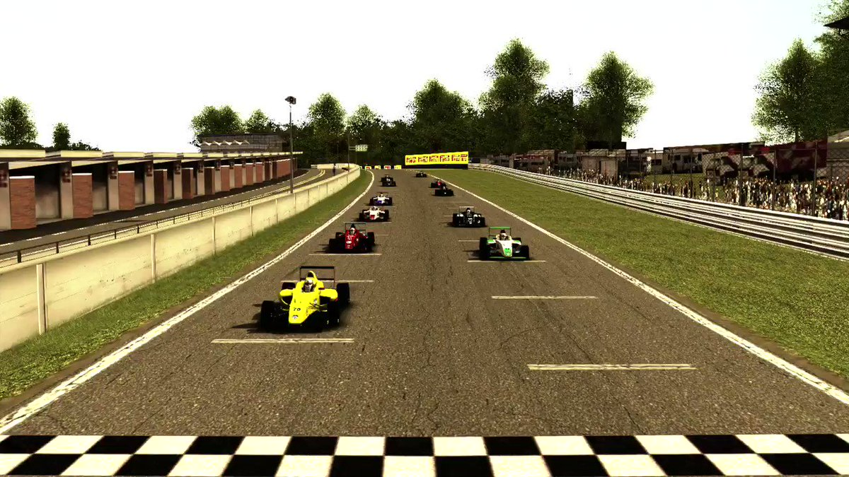 Tune-in at 8pm ET for the virtual race at @DoningtonParkUK.   #SimRacerMedia's YouTube channel:  https://t.co/i18Llp8HDc  #RaceforRP #RelapsingPolychondritis #f4