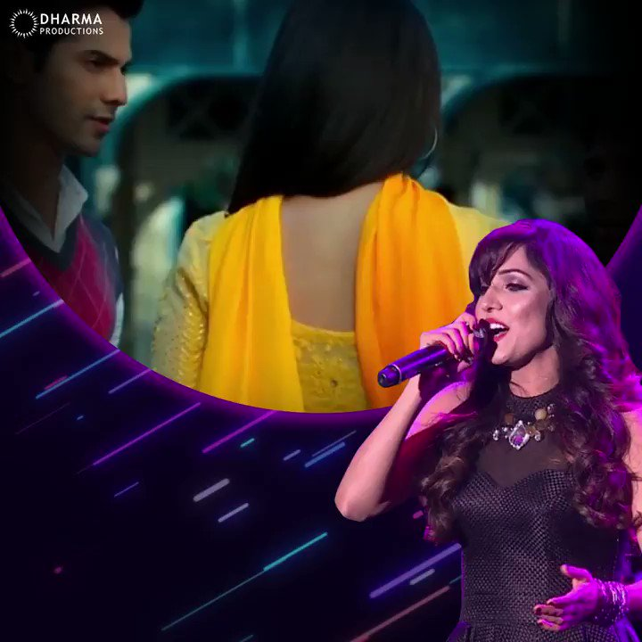 She infuses every song with the right spunk and crackling energy!⚡ Happy birthday @neetimohan18!