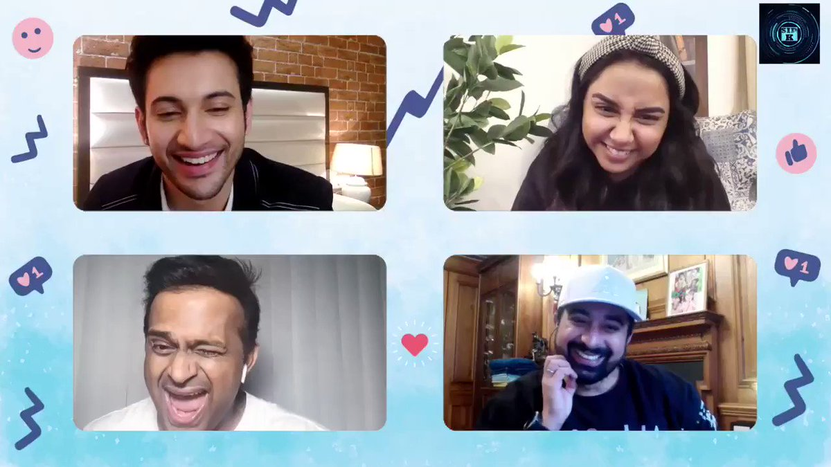 Does @RohitSaraf10 have a crush on @iamMostlySane?  Watched the full video & find out:    #Mismatched    #SidK @MrAkvarious @NiDharm @RSVPMovies @gazalstune @rannvijaysingha @NetflixIndia