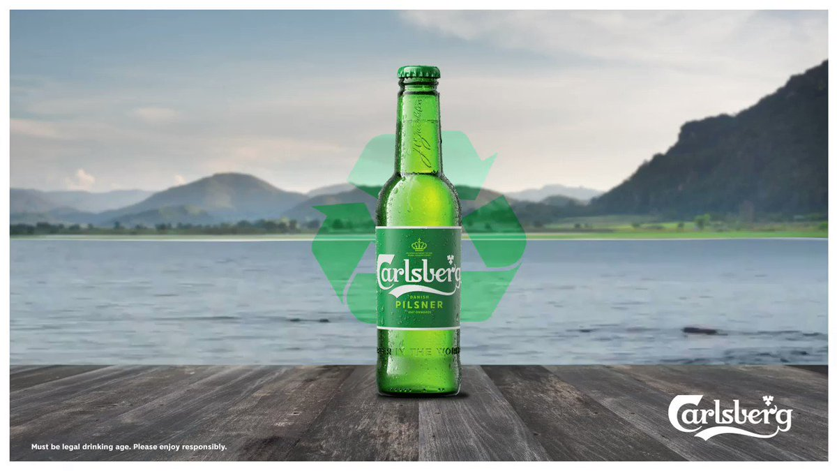 Weproduce all our beer with sustainability in mind. ♻️  That's why all our labels aremodified to meet Cradle to Cradle Silver Certifiedstandards for better recyclability.🙌🍻  #Sustainability #SustainabilityMatters #BetterTomorrow #Beer #InPursuitofBetter https://t.co/eUTxjjrnlT