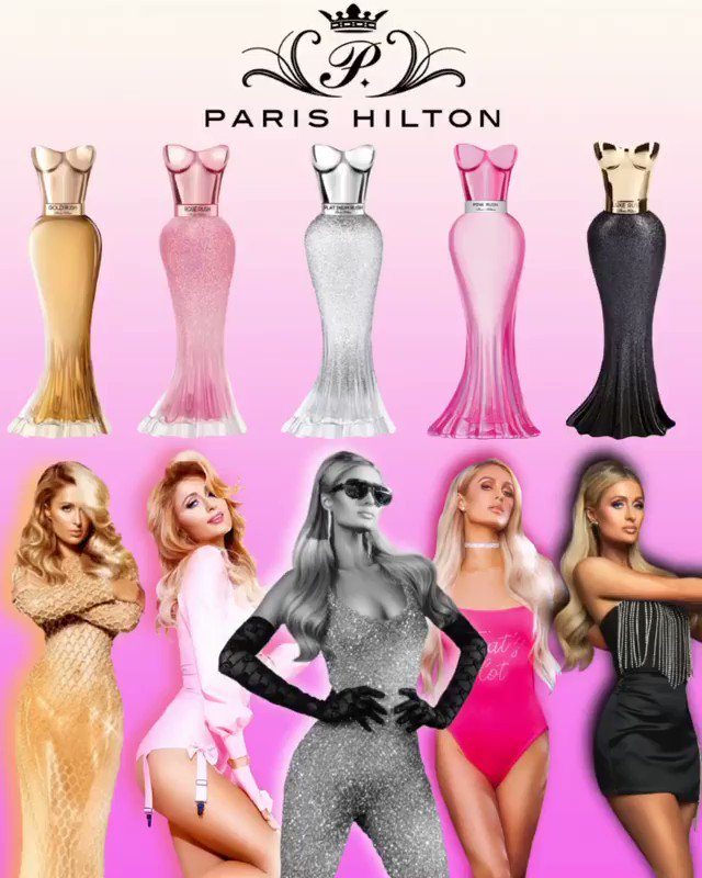 @ParisHilton 's 28th #Parishiltonfragrances😍  And we are so proud of her fragrance Empire! 👑  Which is your favourite? 🤔#PerfumeQueen ✨👸🏼✨  #awesometv #simplyawesome #happyyouhappyme #focus #realization #purpose #dreamscometrue #businesswoman #Entreprenuer #ParisHilton