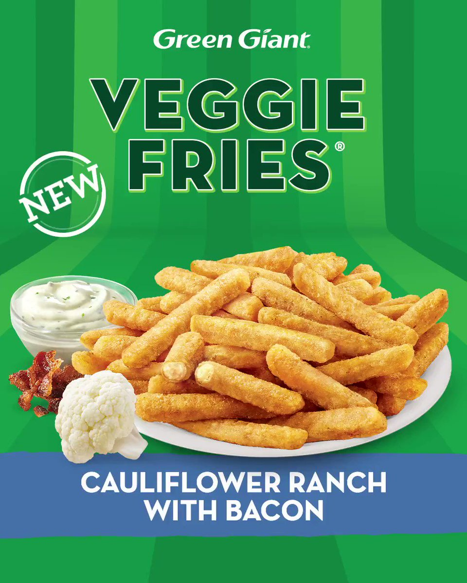 Green Giant just changed the fry game forever.
