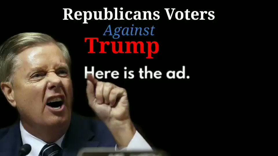 Politicians Flip sides easier than a pancake at IHOP. Lindsey's Honest feelings about Trump b4 the switch 😈 #LindseyGrahamIsADisgrace