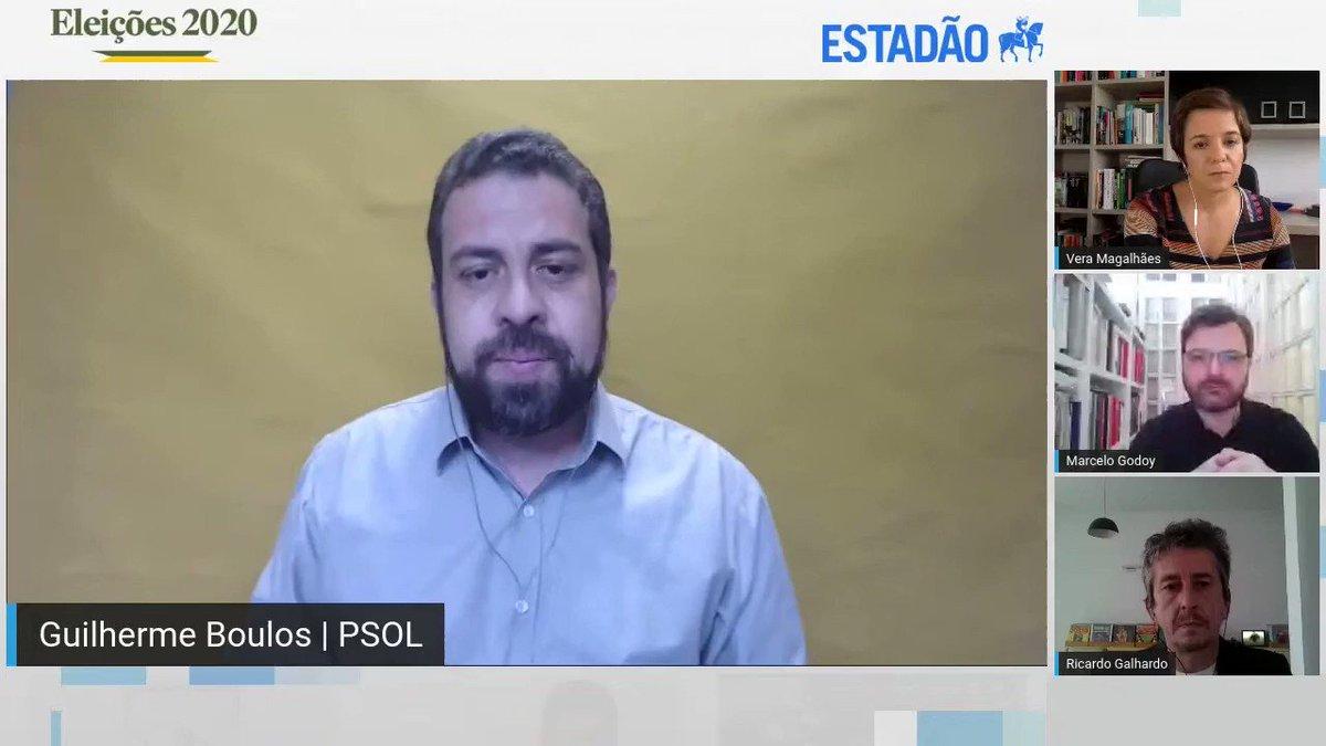 @pfnery Pedro, o Boulos não tem muita noção do que fala sobre questões fiscais, olha o que ele disse sobre a Previdência do município