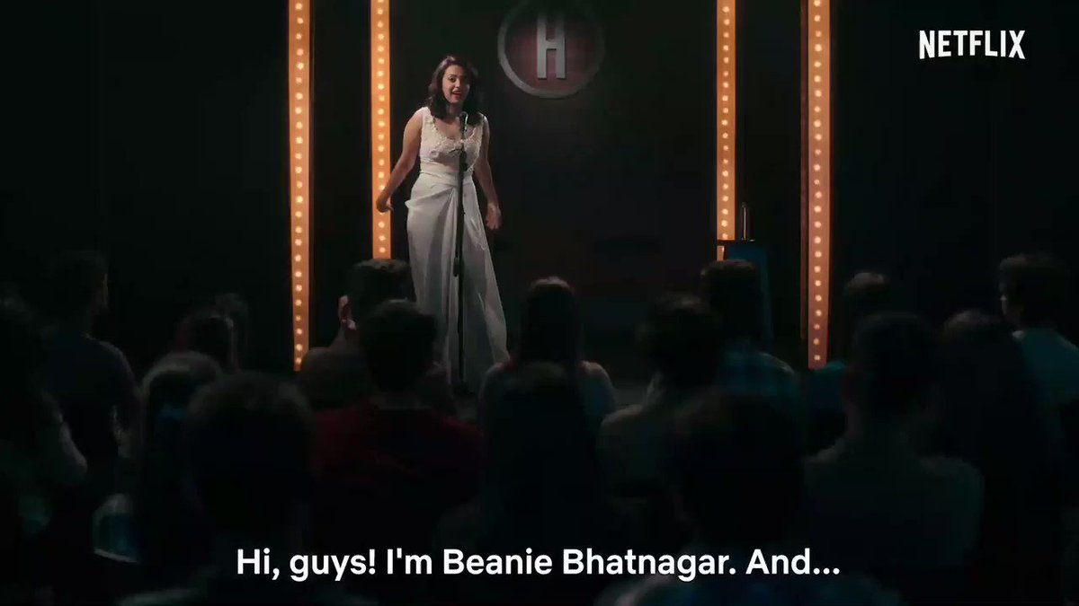 Beanie Bhatnagar has said 'yes' her whole life! 'yes mummy', 'yes papa'.. 'yes baby'.. One day she says NO to others & YES to what she wants. Brace yourselves for what happens.. it's messy but it's fun!  #BhaagBeanieBhaag, premieres 4th December, only on @netflix @NetflixIndia