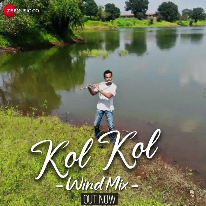I am here with #KolKol wind mix and will make you feel an incredible amount of emotions, all at once! ❤️  @PulkitSamrat @kriti_official @jimSarbh @harsha_actor @iamsanjeeda @zoamorani  @nambiarbejoy @jyotica_tangri @agneemohan @anuragbedi @ZeeMusicCompany