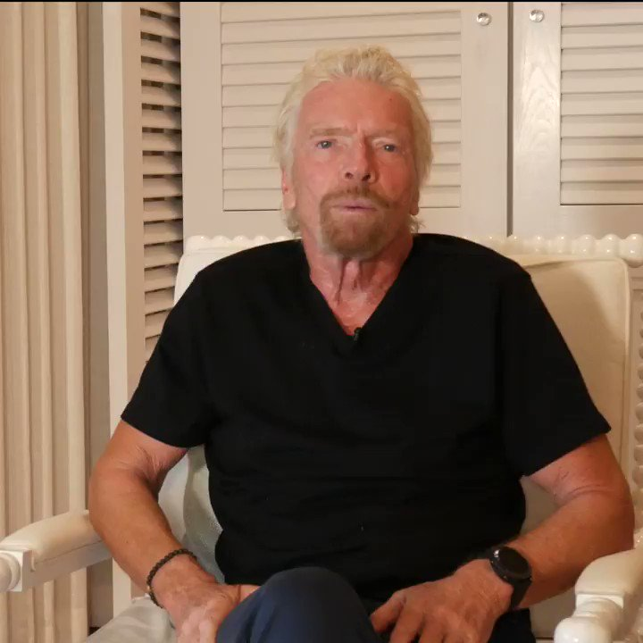 """It's an historic day, and one I've been looking forward to for some time. This is the first time that Virgin Hyperloop has traveled with people in it."" - @richardbranson Nov 8 2020"
