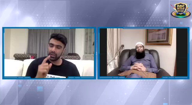 He was smooth as silk when he batted, and maintained the same elegance during this chat too. Thanks @Inzamam08 🙏🙏 .. A full fledged attempt from me too😂😂💯