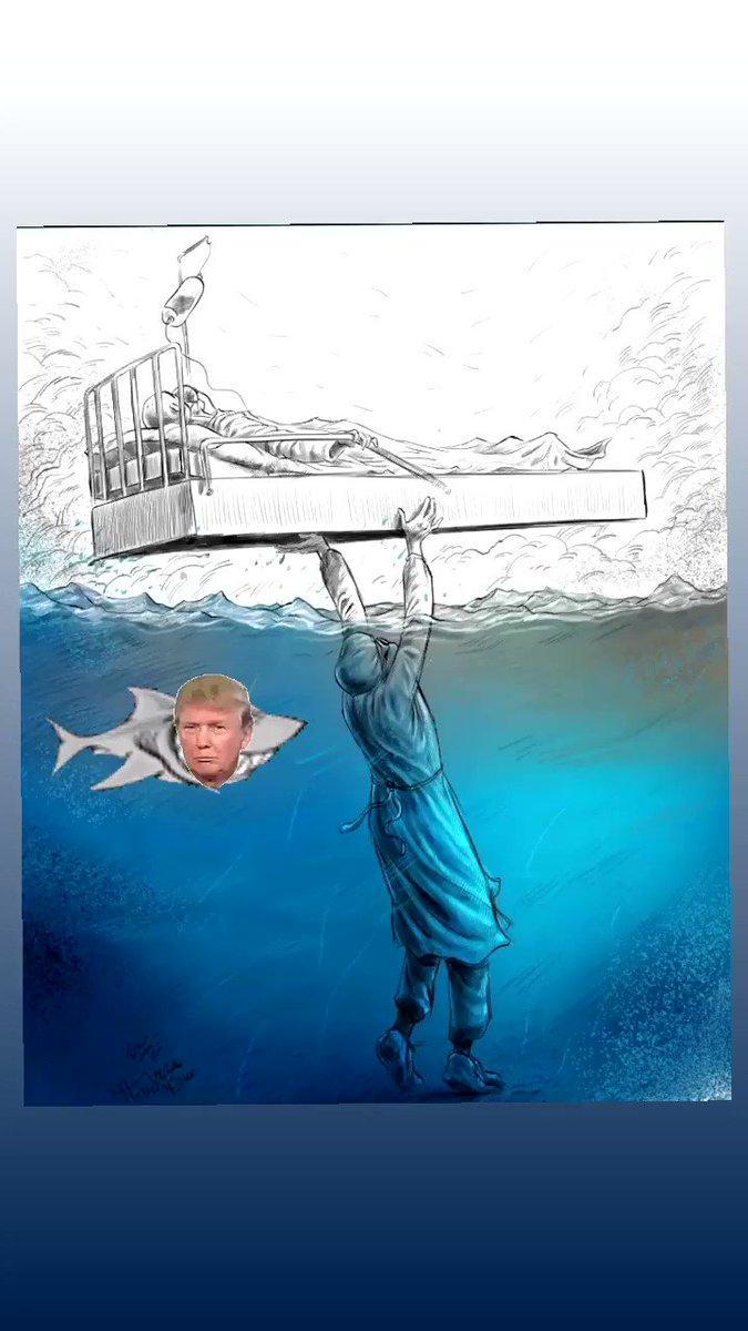 #TrumpVirus  #TrumpIsACriminal