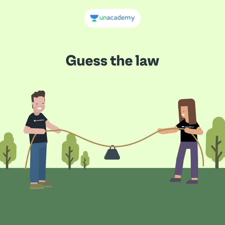 Can you guess this law? Comment your answers below!  #GuessTheLaw #STEM #ScientificLaw