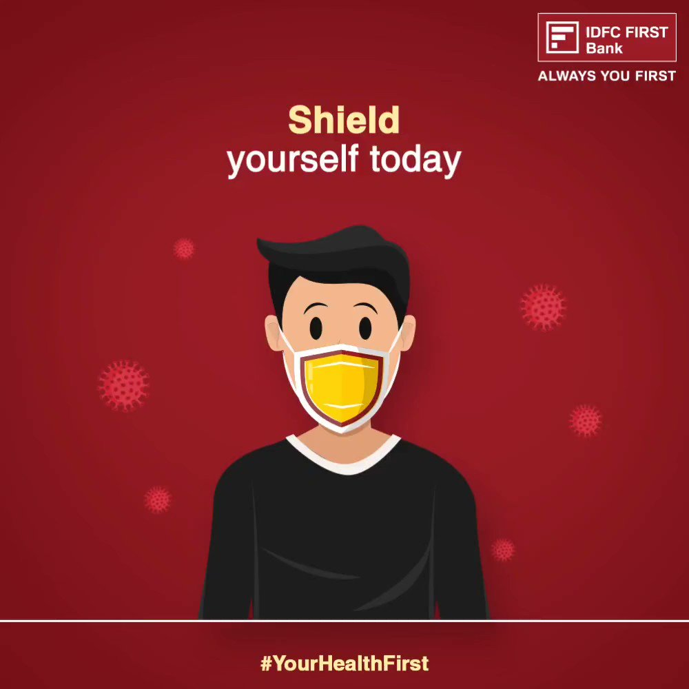 Keep yourself protected whenever you are outside. Covid19 YourHealthFirst SafetyFirst https t.co 0pfCSpDlYu