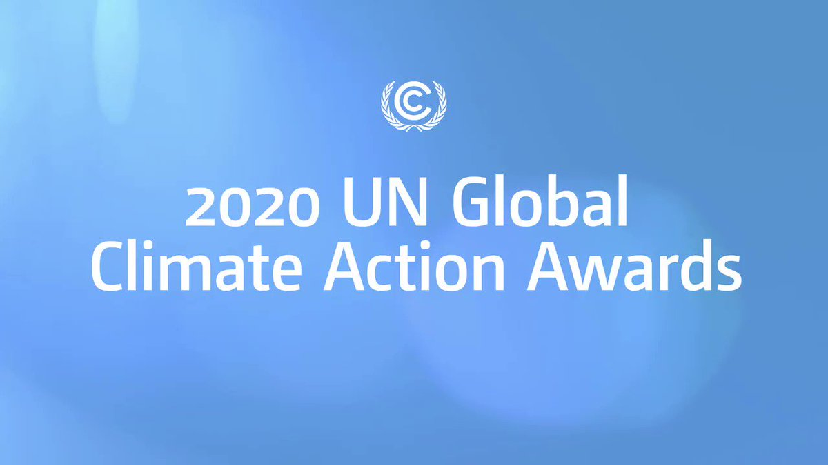 Achieving the goals of the #ParisAgreement requires strong #ClimateAction.  Between 26 Nov – 2 Dec at the @UNFCCC #ClimateDialogues, join us in celebrating the 13 award-winning climate change projects that are leading the way: