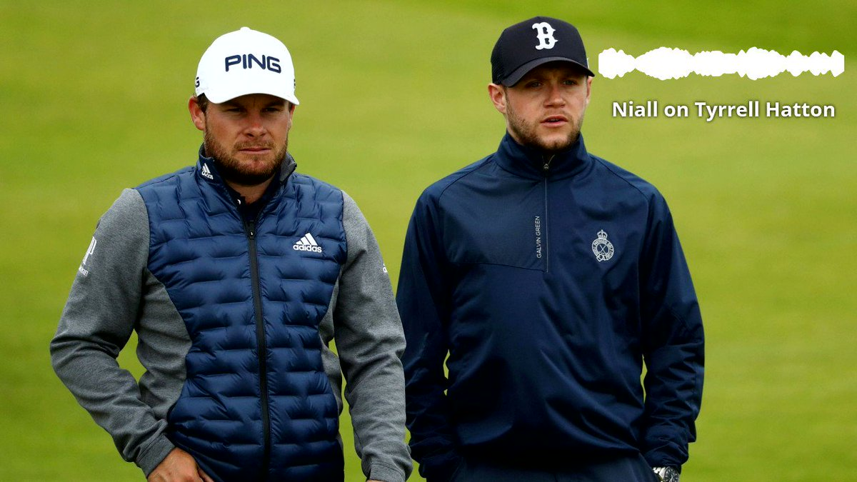 Listen to @NiallOfficial talk about what a good player @TyrrellHatton is and how far he's come since signing with @modestgolf.  Full episode on Apple:   Spotify:   Google: