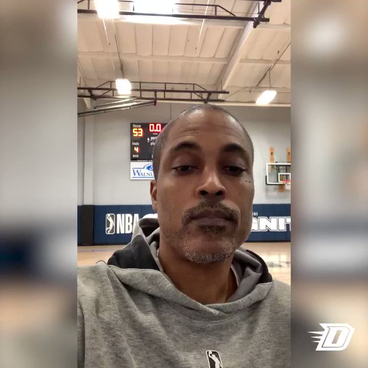 Message from @rod_strickland for @Bball_paul! 🔵👿  @DePaulHoops x @NBA https://t.co/0yK5npI5e0