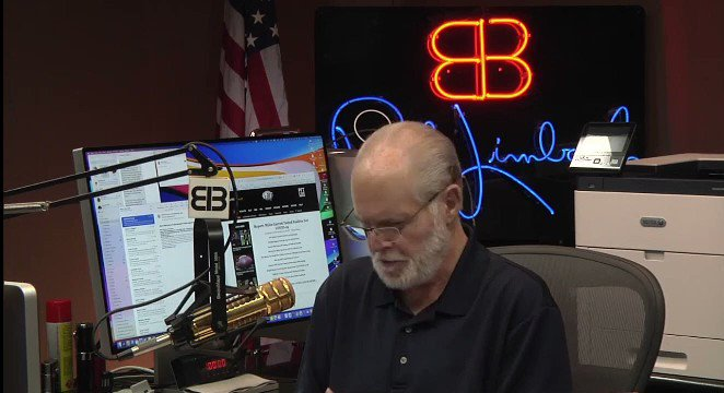 A caller who is near tears, distraught over election results, tells Rush Limbaugh that hes willing to die for Trump