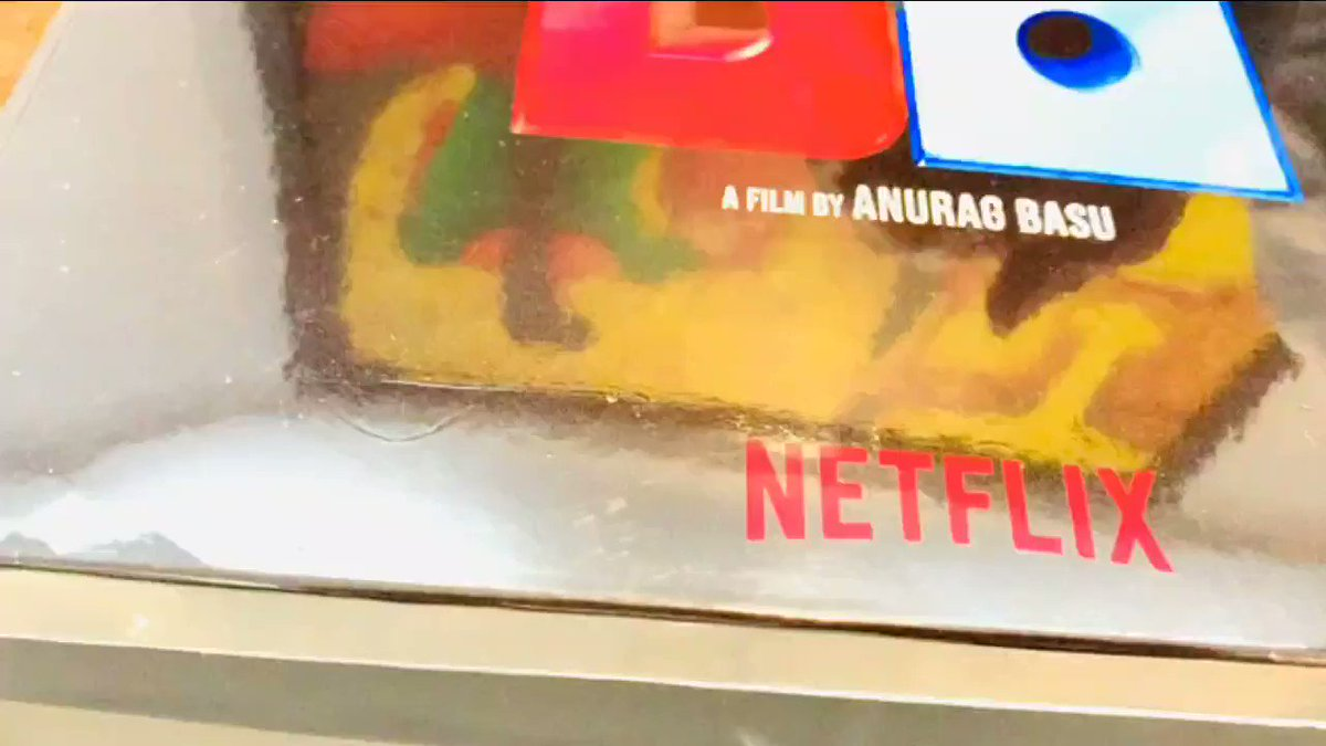 Thank you @NetflixIndia for these wonderful #Diwali gifts!!!   Loved the film #Ludo ! Lots of love from the #Kannan's 🤗  #Sidk @basuanurag @juniorbachchan @RajkummarRao @TripathiiPankaj @sanyamalhotra07 @fattysanashaikh @Pearle_Maaney @RohitSaraf10 @neha_kaul @shrishtiarya