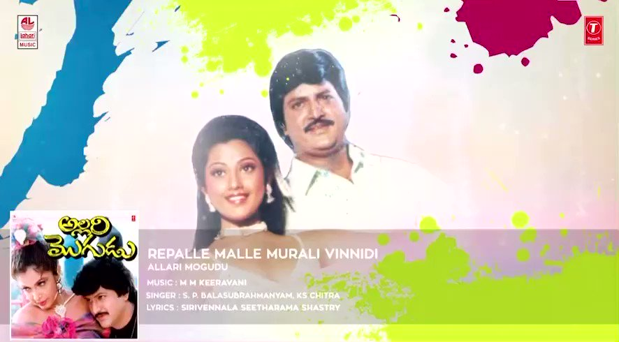 Day 58:  Song: Repalle malli murali Movie: Allari mogudu Music: MM Keeravani Language: Telugu     #spbalasubrahmanyam #spbalasubramaniam #spbliveson