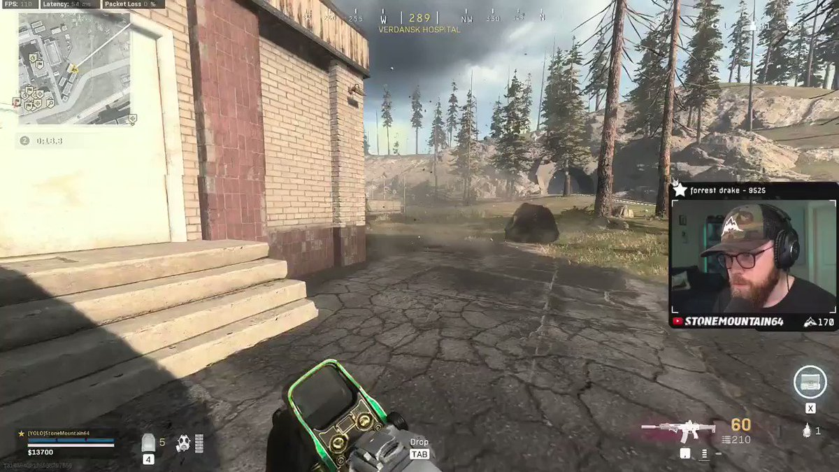StoneMountain64 - How to always SNIPE accurately in Warzone!   #warzone