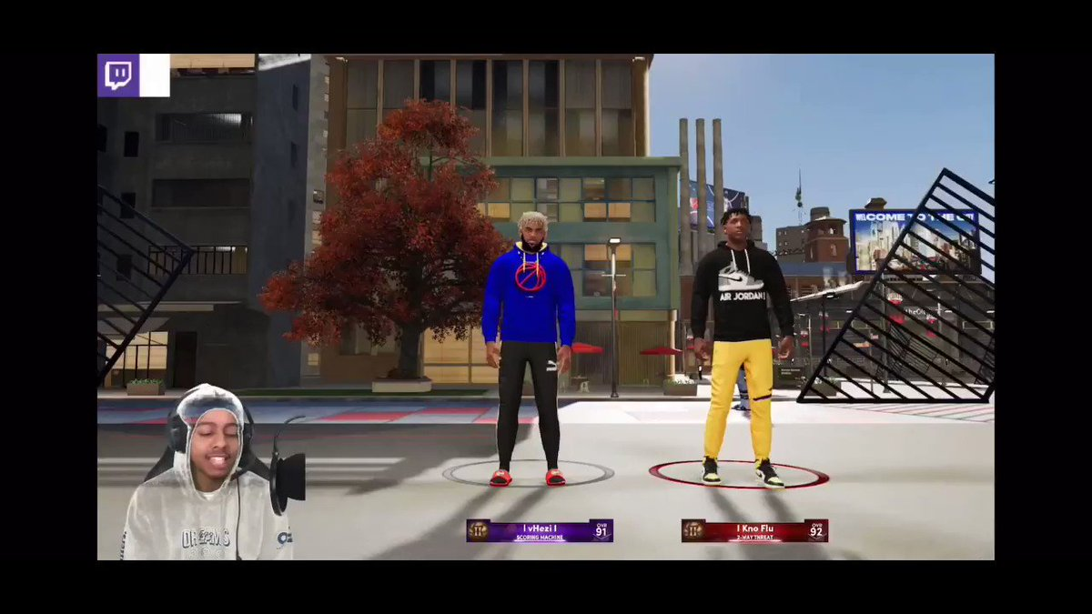 FluTheGoat - First time using the ball on fire