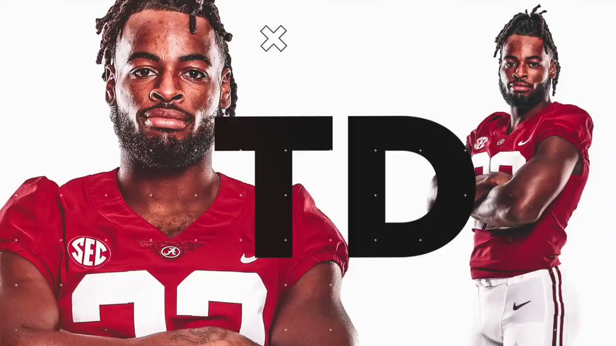 @AlabamaFTBL's photo on najee harris