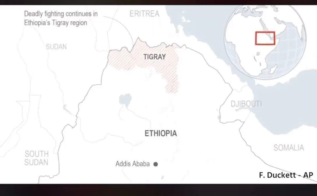 @JosepBorrellF #StopGenocideInEthiopia