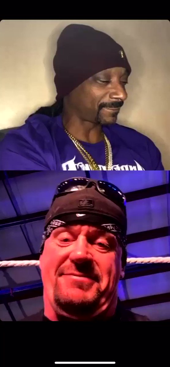 Replying to @Blxckoutl: I'm crying, it's forever on sight for Hogan with Taker 😭